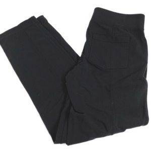 Athleta Metro Classic Pant in Black Size Medium